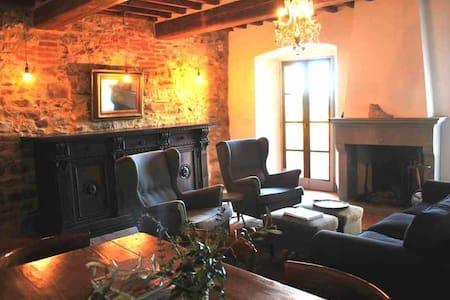 bella Casa Terrazza, centro storico - Haus
