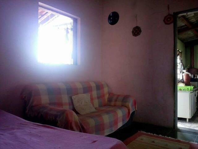 Casa em São Tomé das Letras!