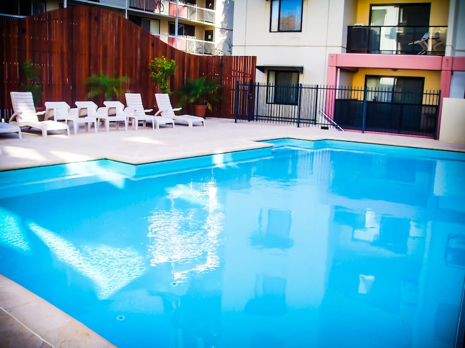 Resident's Only | Swimming Pool
