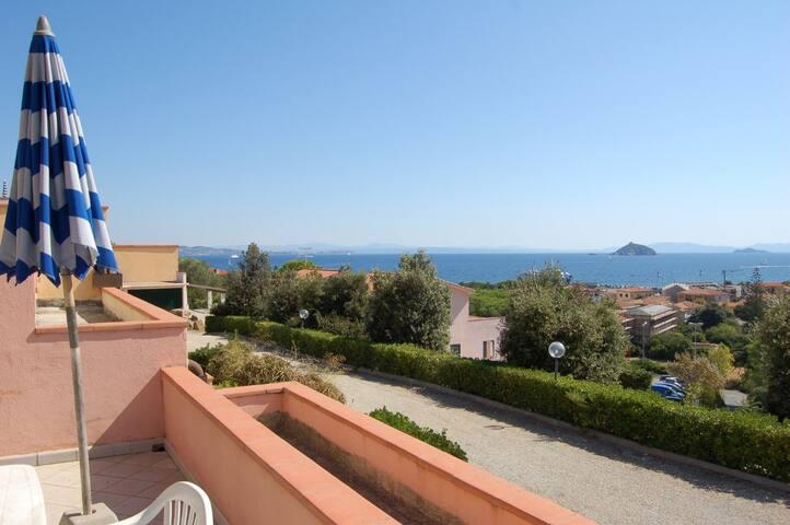 Elba 6 studio sea view terrace - Cavo - Apartemen