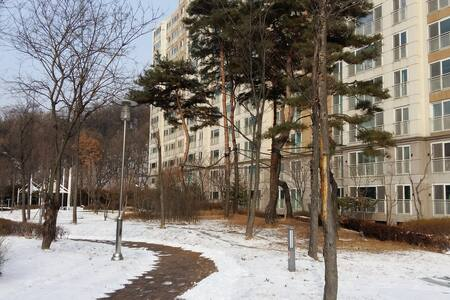 one or two bed rooms in apartment compound - Giheung-gu, Yongin-si