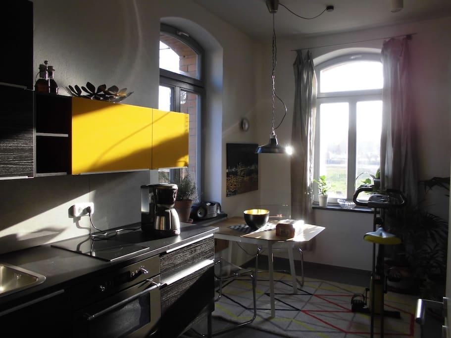 Küche ,Essplatz