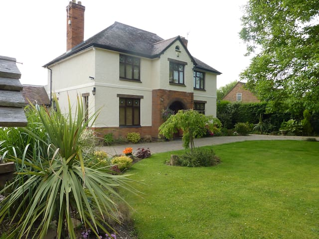 Escape to the country  - Hanley Swan - Bungalow