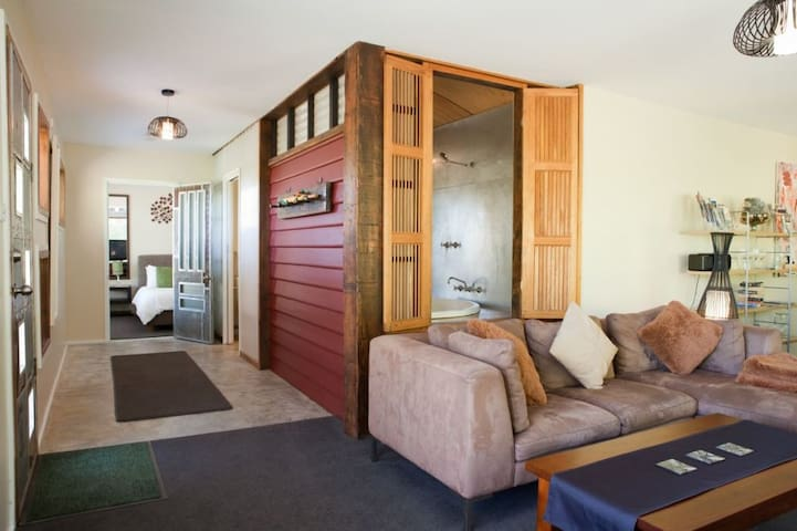 Azidene House and Spa Apartment - Daylesford - Bed & Breakfast