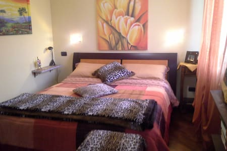 Countryside Villa - Yellow room! - Torvaianica - Bed & Breakfast