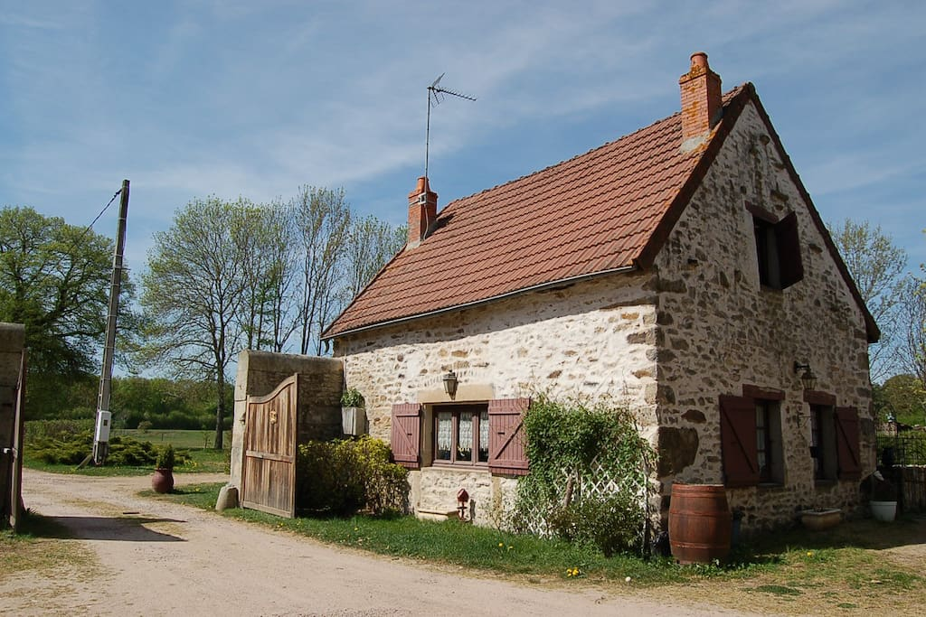 une autre vue du cottage