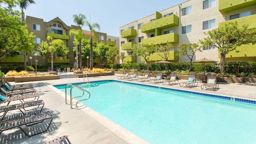 Dream Place in Los Angeles California - Los Angeles - Appartement