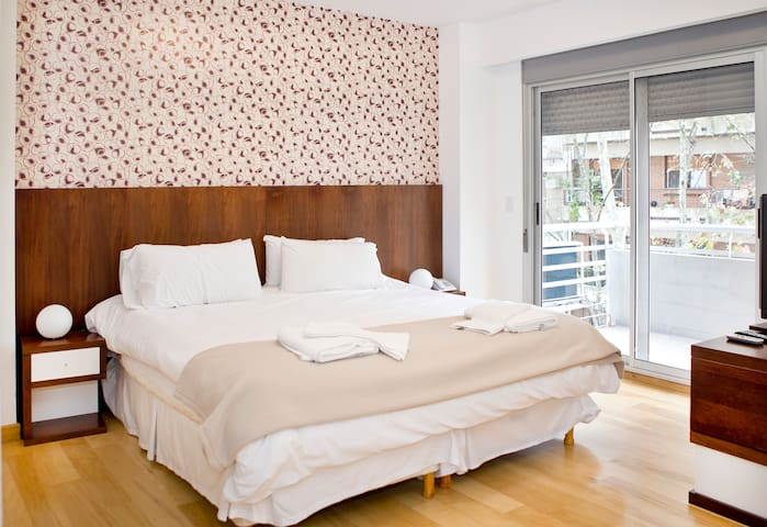 Impecable studio in Palermo Soho A - Buenos Aires - Apartment