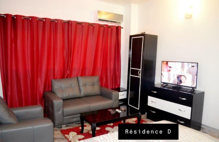 Résidence D studio / Zone4C