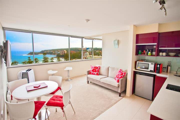 Manly Beach Views in Sydney
