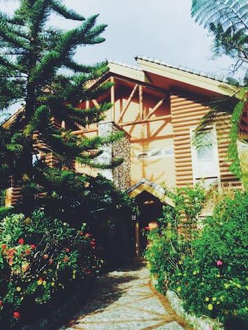 19b Cozy Deluxe 3 bdr w/garden - Baguio - Haus