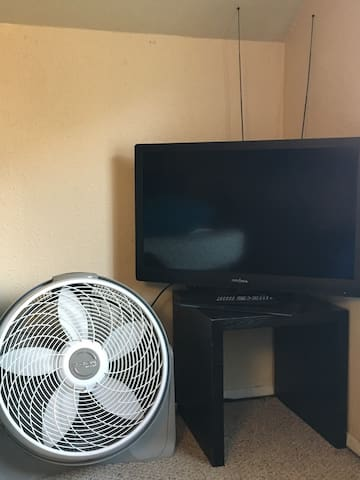 Private Room- TV