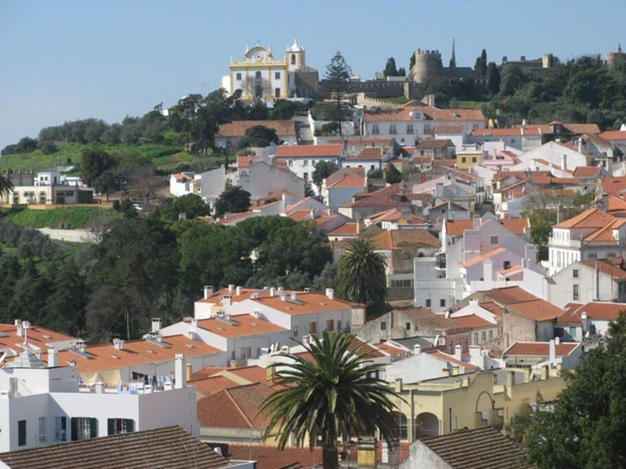 Santiago do Cacém - overview