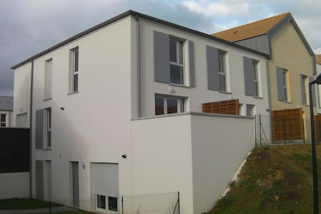 Duplex 10 min from Caen city center - Cambes en plaine