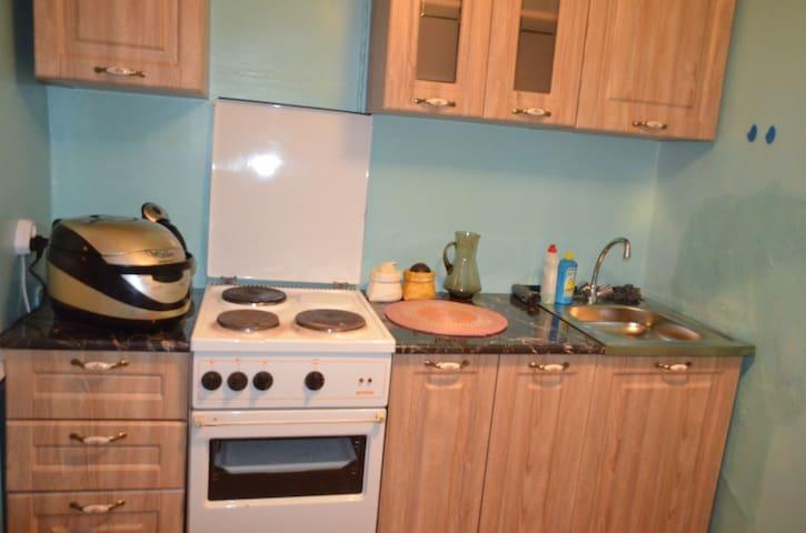 2 комнатная квартира, близко к склону - Kirovsk - Apartmen