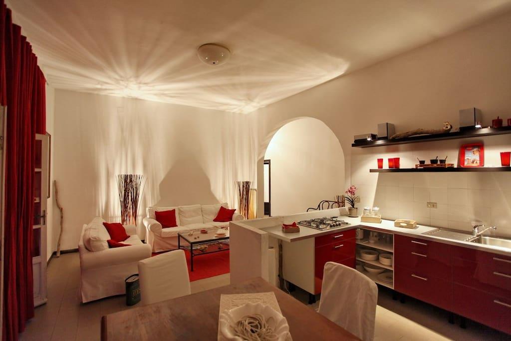 Luminosa e confortevole casa appartamenti in affitto a for Miglior piano casa del ranch di sempre