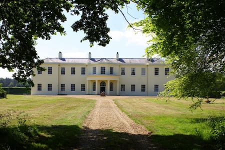 Regency country house and estate  - Thetford