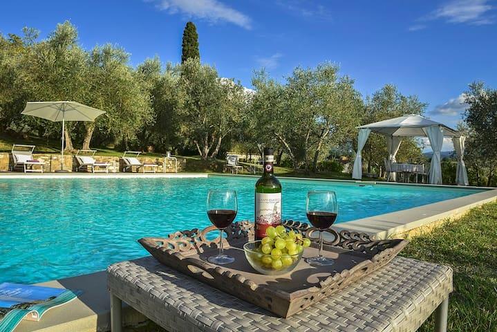 Belmonte Suite pool Florence - Bagno A Ripoli - Lejlighed
