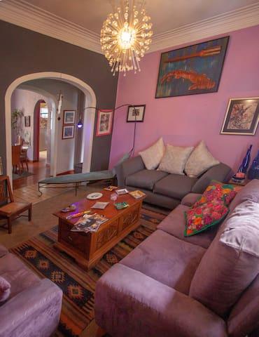 Condechi B&B, Habitación (Room) Lila, Pet Friendly
