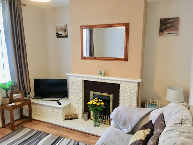 Cosy front room