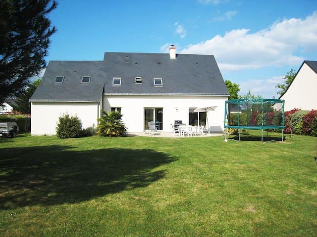 La vie de village tout proche d'Angers. - Saint-Martin-du-Fouilloux - Haus