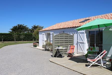 Le Marais Rouaud - Beauvoir-sur-Mer