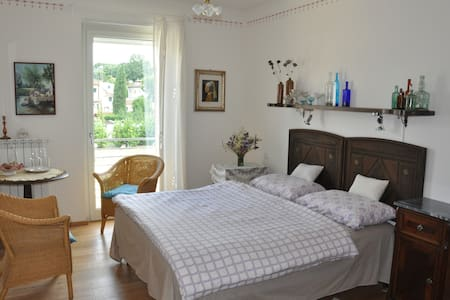Bella stanza moderna, arredo antico - Florence - Apartemen