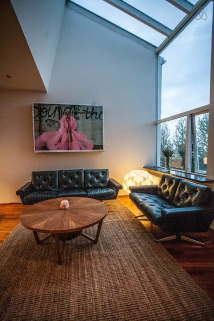 Loft Apartments - Reykjavik center