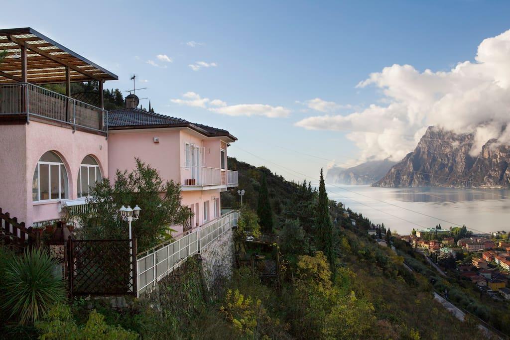 Villa Surfista Gardasee Geheimtip Houses For Rent In