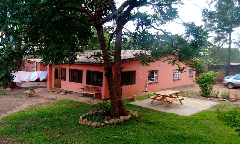 friendly house in Chipata