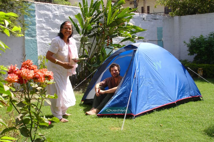 ITH • Camping for Adventure Seekers – Tent @Hostel
