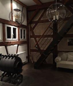 Wohnen in historischer Scheune - Pinzberg
