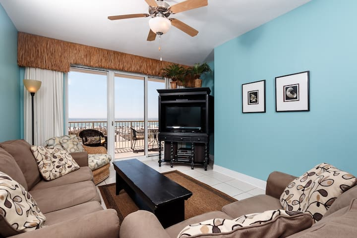 Summer Place #204 Beachfront Okaloosa Island - Fort Walton Beach - Pis