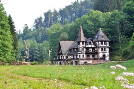 Le Saint moulin de La Petite Pierre - Lohr - Rumah