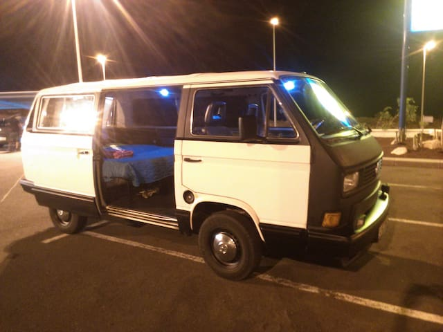 T3 Camper Van - Arona - Trailer