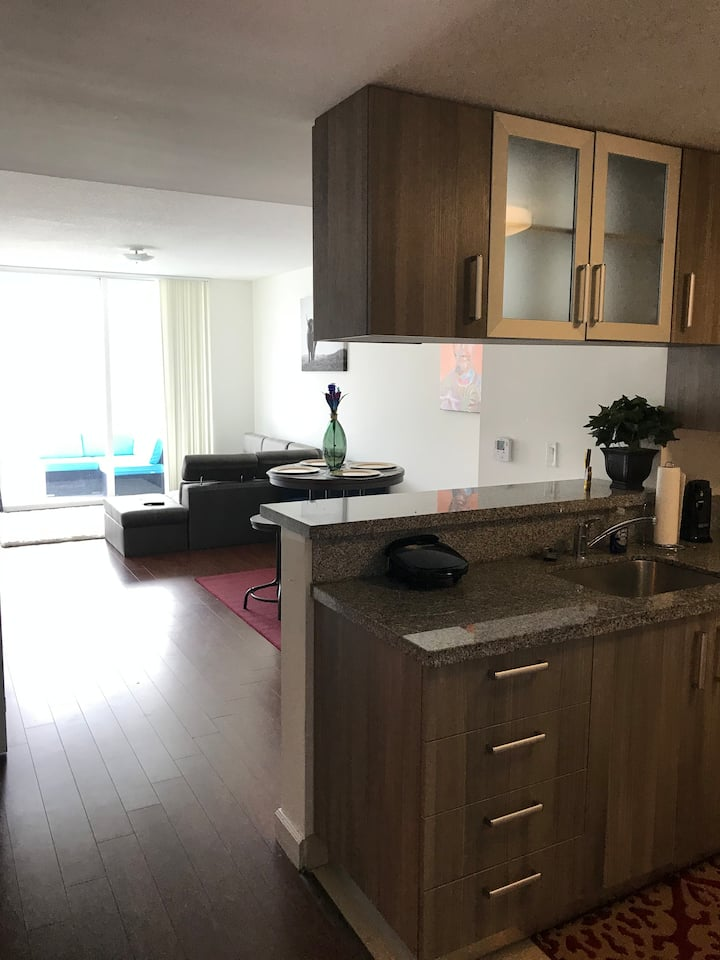 2 Bed Brickell City View Suite with HUGE Terrace!!