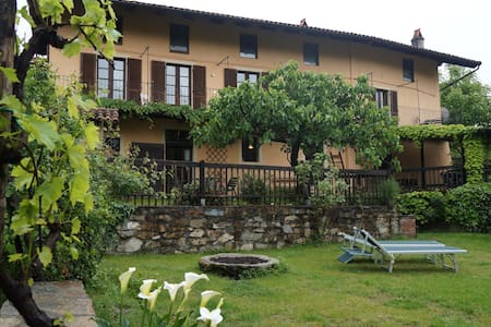 La casa dei 5 Laghi - Ivrea -Italy - Ivrea - Dům