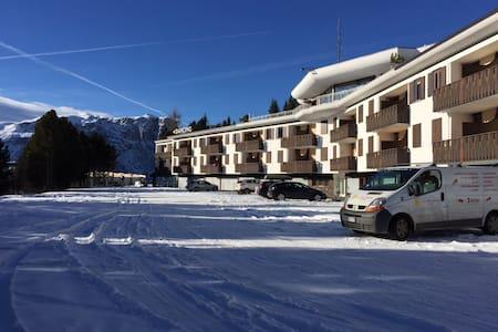 Studio apartment Alpe di Siusi - Alpe Di Siusi - Apartamento