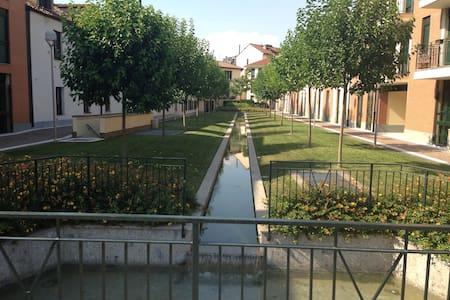 Flat Navigli Darsena with garden