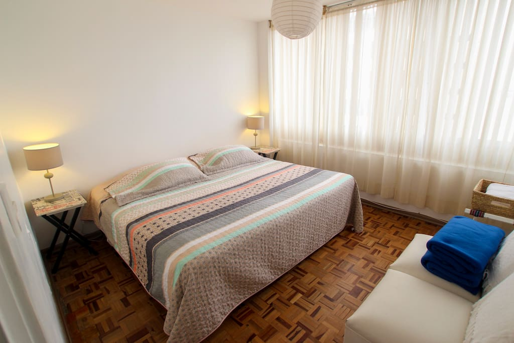 Room Nr. 1 (double or twin beds)