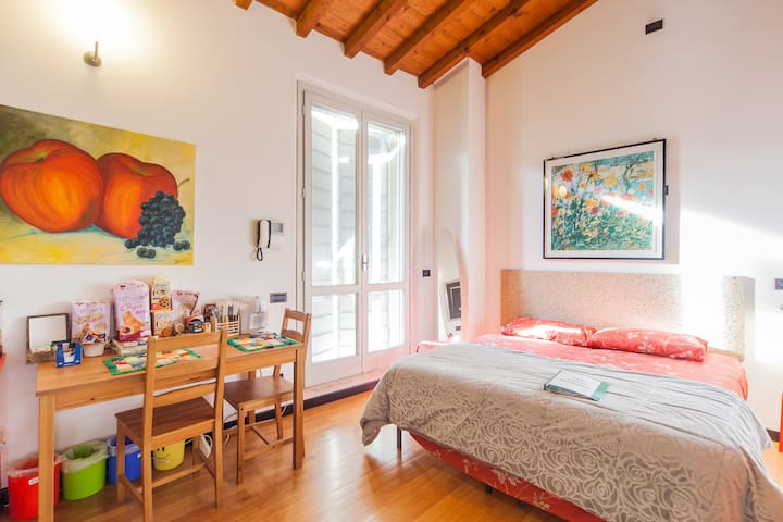 B&B Sweet Mantova - Terrazza - Mantua - Bed & Breakfast