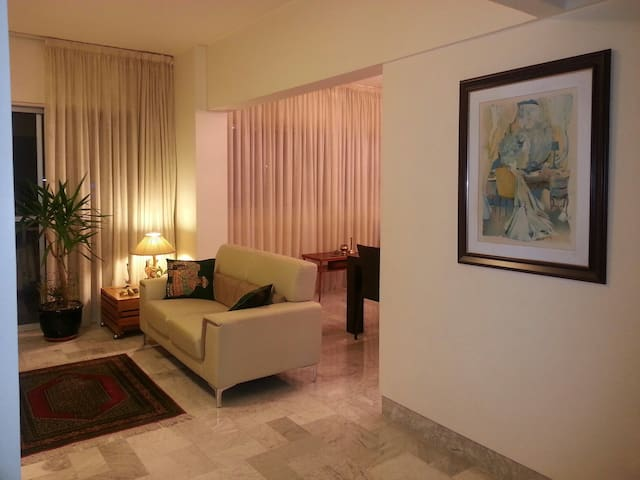 Apt 10E Zarif-Beirut-seasonal price - Zarif - Appartement