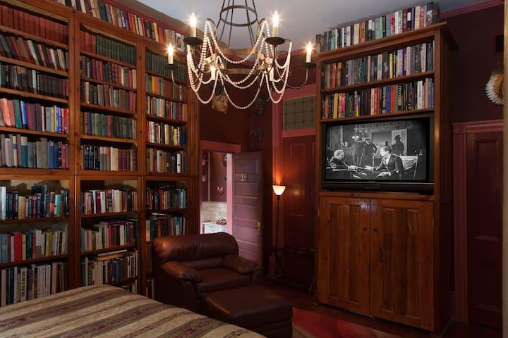 LIBRARY BEDROOM 2nd Floor View #3
