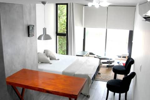 Apartamento Monoambiente en punta carretas