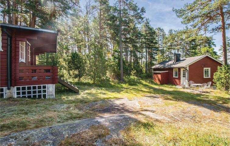 Holiday cottage with 1 bedroom on 53m² in Larkollen