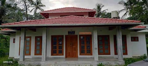 new Bungalow ,12 km from Kannur Airport