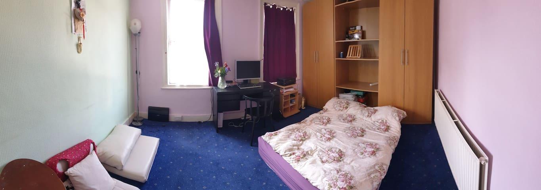 2 Cosy Double Bedrooms, 12mins to London Bridge