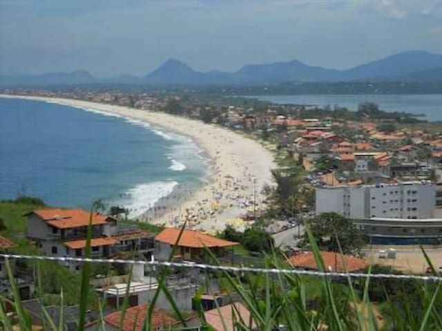 Aconchego da Praia - Ponta Negra - Maricá - Apartamento