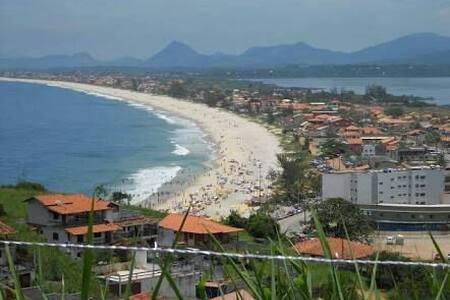 Aconchego da Praia - Ponta Negra - Maricá