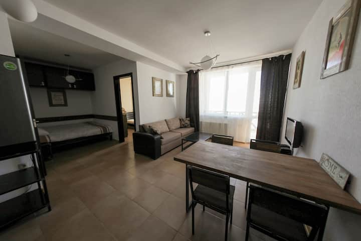 1 bedroom apartment for 4 guests